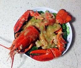 芝士龙虾(小青龙)
