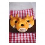 龙猫甜甜圈面包