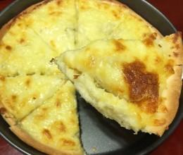 芝士榴莲披萨