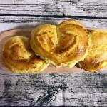 基础甜面包面团