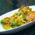 泰式咖喱螃蟹