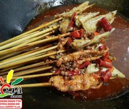 冷锅串串钵钵鸡的做法
