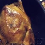 电饭锅焖鸡