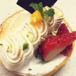 水果挞——挞壳(沙布雷)