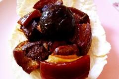 不放酱油的红烧肉