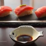 金枪鱼寿司(手握)