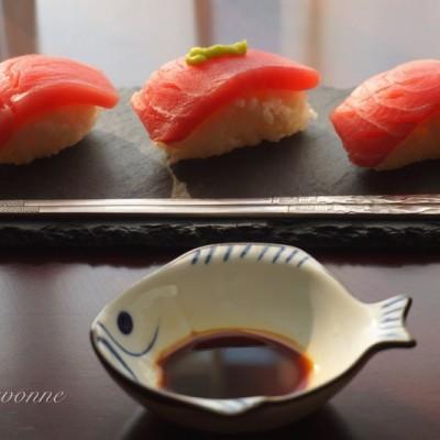金槍魚壽司(手握)