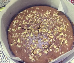 布朗尼蛋糕 可可粉版