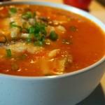 番茄酸汤鱼