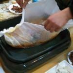 纸上烤鱼的做法及配方【原创 图文】