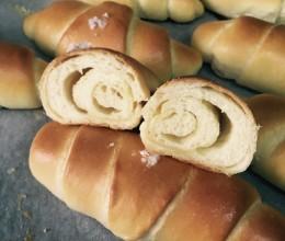 波兰种奶油盐面包