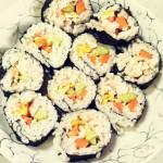 北极甜虾寿司🍣