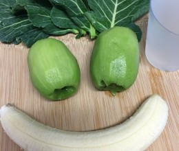 Kale(羽衣甘蓝)排毒净身汁