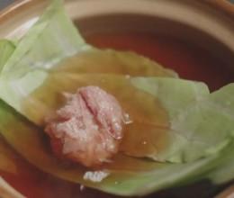 卷心菜肉丸关东煮【只要有北斋和饭.】