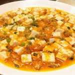 蟹粉烩豆腐