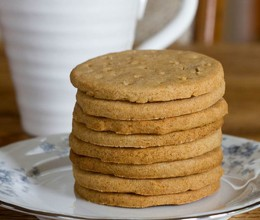 低糖燕麦消化饼干