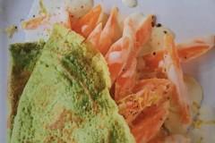 法式韭菜可丽饼 Brlauch Crepes