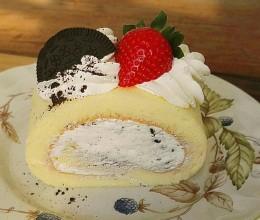 奥利奥蛋糕卷
