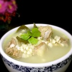 排骨薏米海带祛湿汤