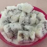 椰蓉红豆糯米糕
