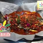 巫山纸上烤鱼【图文】