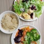营养丰盛蔬菜减脂餐