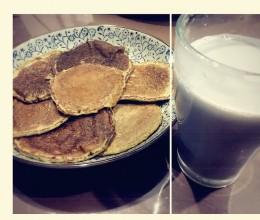 豆渣pancake