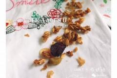 【简单好吃的】格兰诺拉麦片