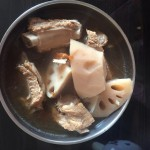 三寶湯(蓮藕排骨)