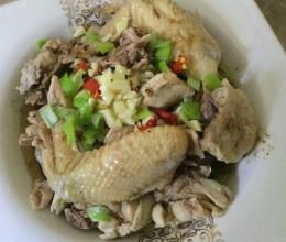 麻椒三黄鸡