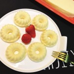 榴蓮輕乳酪蛋糕~無油低糖