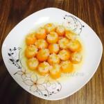 金桔糯米球
