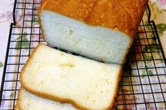 松下面包机104-超高白巧软吐司