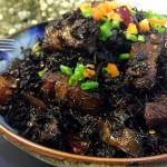 梅干菜烤肉