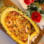🍍菠萝船炒饭
