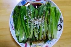 油淋油麦菜
