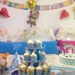 宝宝一周岁甜品台