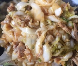 东北炖酸菜