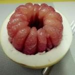 16年剥过的柚子