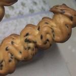 芝麻饼干条