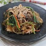 炒雜菜(韓式蔬菜炒粉條)