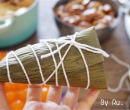 四角长粽子的包法(有视频)