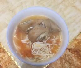 番茄蹄花汤