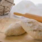 法式褐麦亚麻籽面包