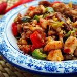 酸菜碎米兔