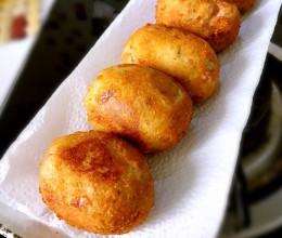 芝士可乐(土豆)饼