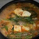 韩式辣明太鱼汤