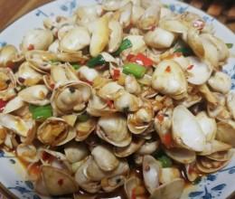 辣炒海瓜子