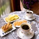 幸福的下午茶时光