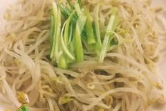 花椒油泼豆芽